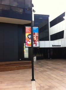 banner pole project for Manningham Council